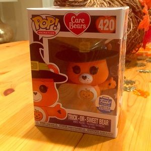 Trick-Or-Sweet Bear Funko Pop